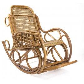 Кресло-качалка Coral (мед)