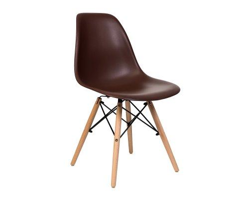 Стул Eames светло-коричневый