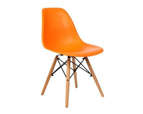 Стул Eames светло-оранжевый