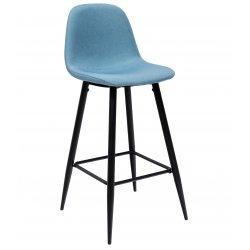 Барный стул Валенсия (голубой)