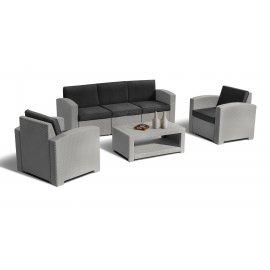 Комплект для отдыха IDEA lUX 5 (light grey)