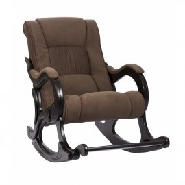Кресло-качалка Комфорт Модель 77 (ткань)