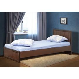 Кровать Волжанка 06.258 (венге)