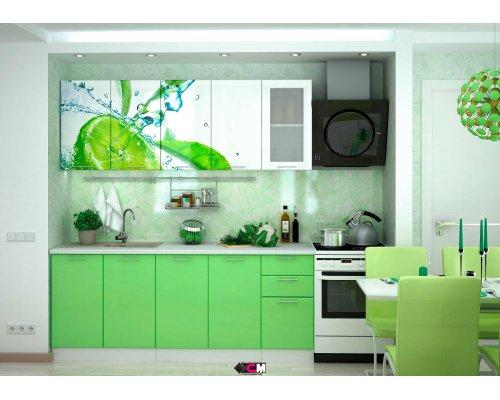 Кухня Лайм 2.0