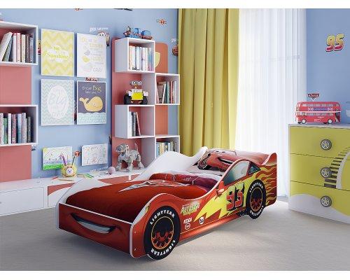Детская кровать-машина Старт