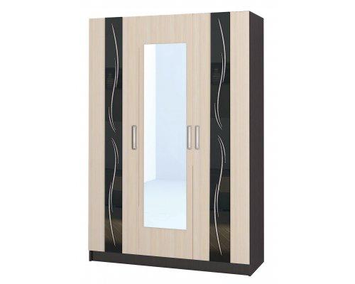 Шкаф 3-х дверный Эрика