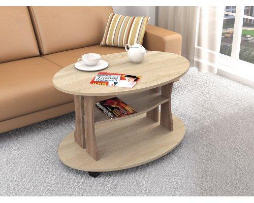 Журнальный стол Консул-1 (дуб сонома)