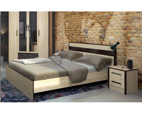 Кровать Лирика 1400