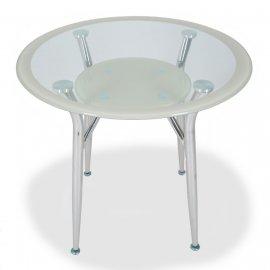 Обеденный стол S-603 (beige line) 900