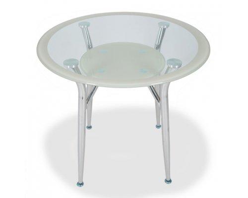 Обеденный стол S-603 (beige line) 800