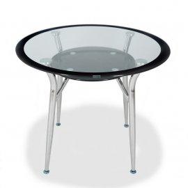 Обеденный стол S-603 (black line) 900