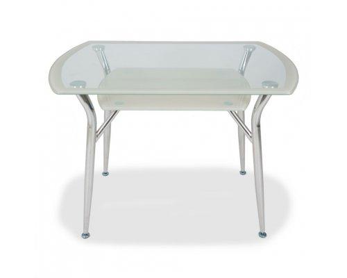 Обеденный стол S-605 (beige line) 1050