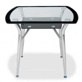 Обеденный стол S-605 (black line) 900