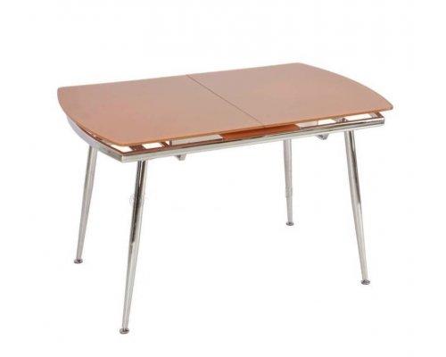 Обеденный стол-трансформер T-600 (orange)
