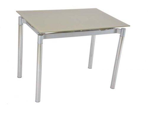 Обеденный стол раздвижной TL-1128B (beige)