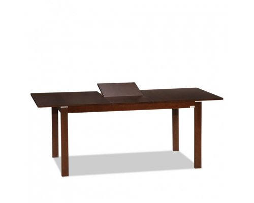 Обеденный стол-трансформер TVE-6777 (dark walnut)