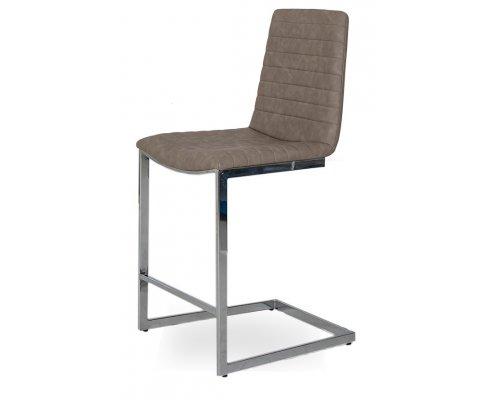 Барный стул YS-17 (Салмон) brown