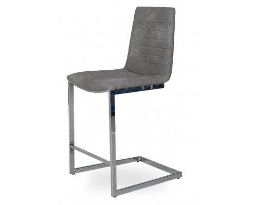 Барный стул YS-17 (Салмон) grey (8)