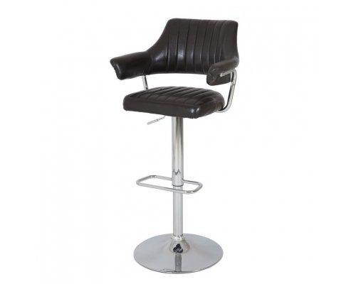 Барный стул JY-1029 Shiny Brown