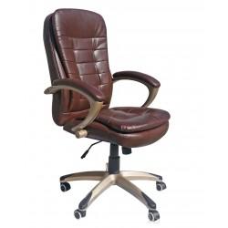 Компьютерное кресло LMR106B (коричневое)