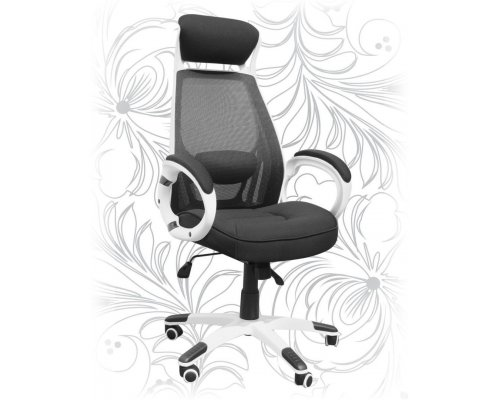 Компьютерное кресло LMR109BL (white)