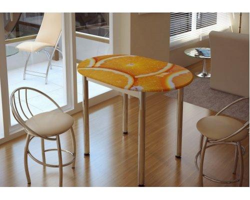 Обеденный стол с принтом Цитрус