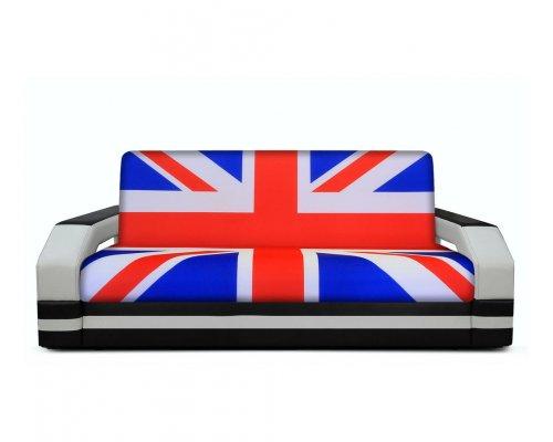 Диван Британский флаг с подсветкой