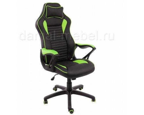 Компьютерное кресло Leon (зеленое/черное)