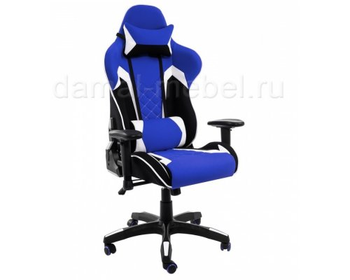 Компьютерное кресло Prime (blue/black)