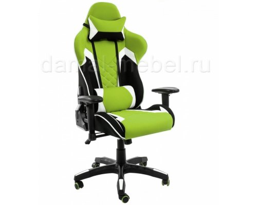 Компьютерное кресло Prime (green/black)