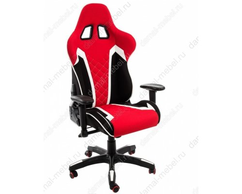 Компьютерное кресло Prime (red/black)