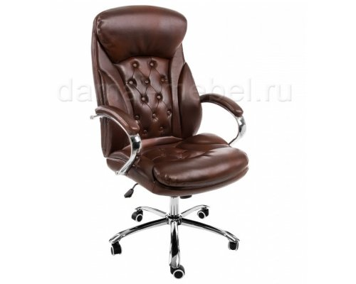 Компьютерное кресло Rich (коричневое)