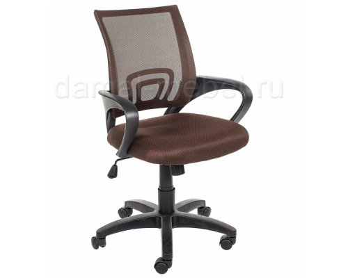 Компьютерное кресло Turin (коричневое)