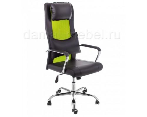 Компьютерное кресло Unic (черное/зеленое)