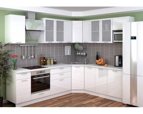Угловая кухня Валерия М-10 (2400/2300)