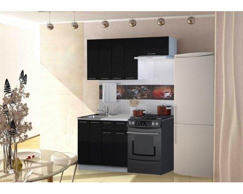 Кухня Валерия М-07 (металлик)