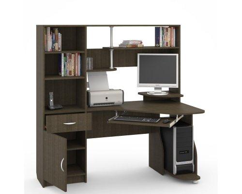 Угловой компьютерный стол Комфорт-8 СК