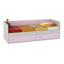 Детская кровать Тетрис 1 347 (лаванда)