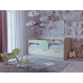 Детская кровать Рико Модерн НМ 039.03