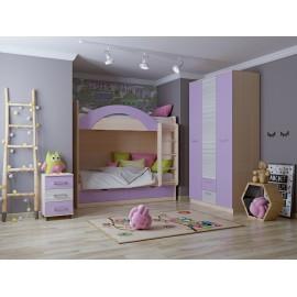 Детская комната Рико №19 (Ирис/модерн)