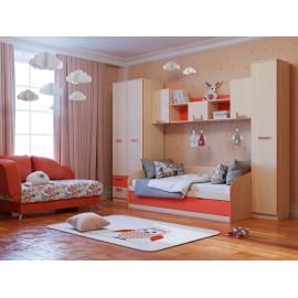 Детская комната Рико №7 (коралл)