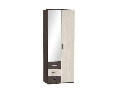 Шкаф двухдверный Рошель ШК-802 с ящиками