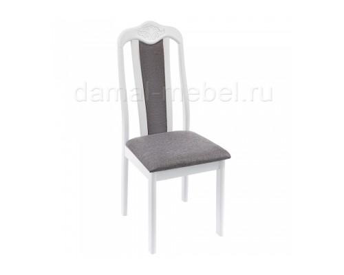 Стул Aron soft white/light grey