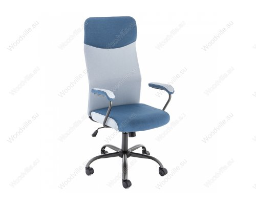 Компьютерное кресло Aven (синее)