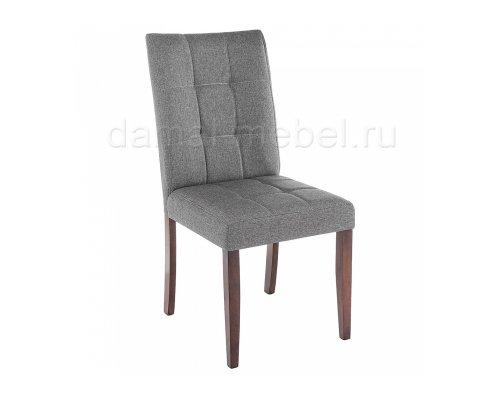 Стул Madina dark walnut/fabric grey