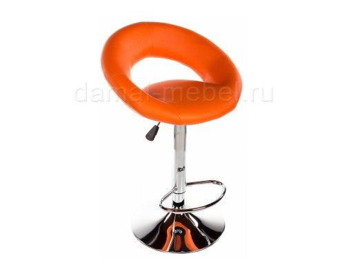 Барный стул Oazis (оранжевый)