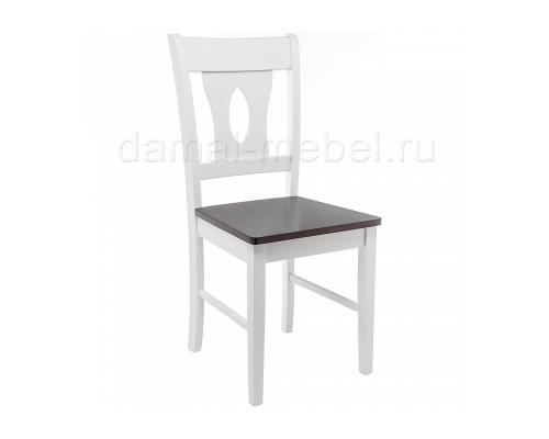 Стул Tivoli white/oak